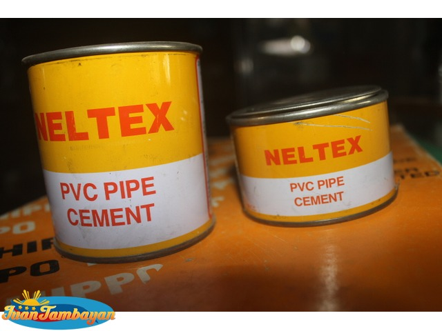 Neltex Pvc Cements 100cc and 200cc available sizes