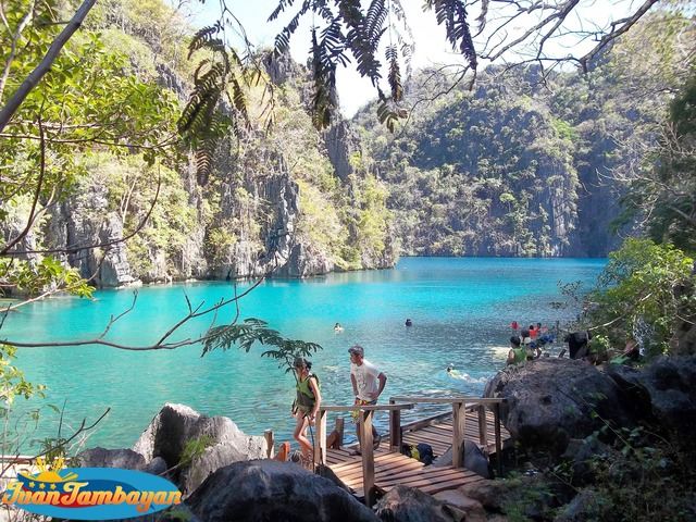 Coron Tour Packages, Tour A, with Kayangan Lake