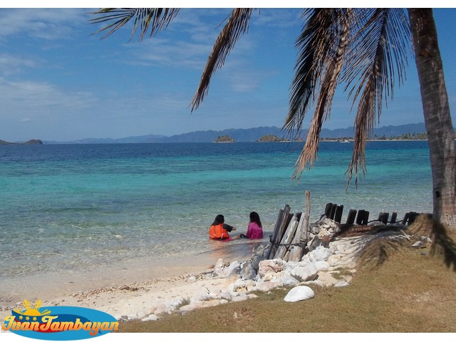 Coron Tour Packages, Tour C, with Malcapuya Island
