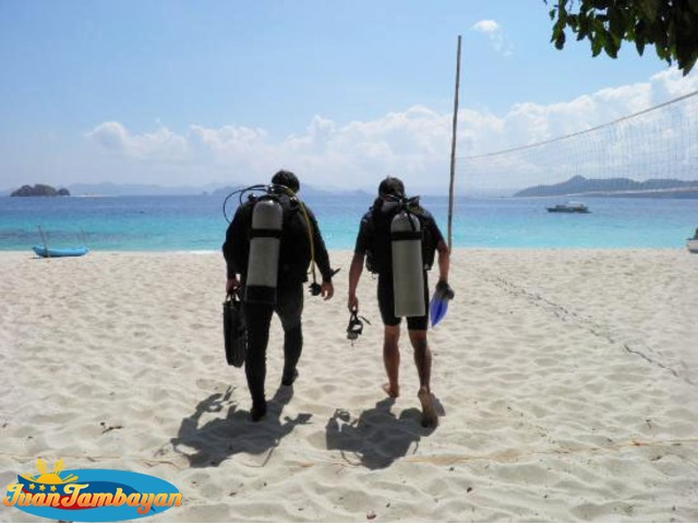 Coron Tour Packages, Club Paradise Palawan