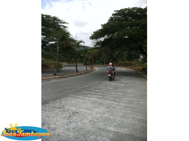 Blue Mountain in Sumulong Hway Antipolo - Commercial lot for sale