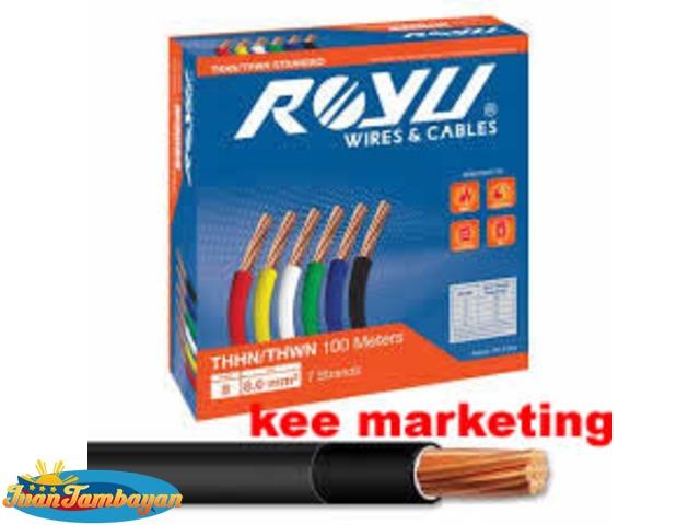Cheapest Thhn Wires Royu Brand MetroManila Thhn Wires