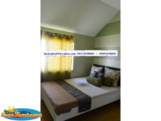 54sqm End Lot in Montalban Sorrento Village few minutes to Quezon City