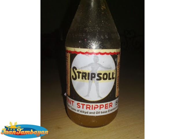 stripsol paint remover