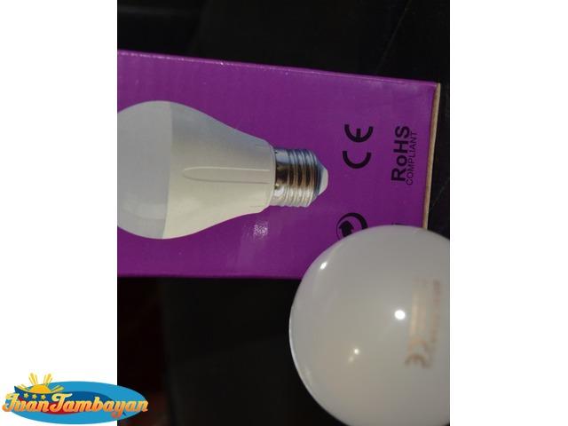 LED BULB 9 WATTS