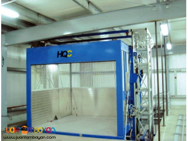 Construction Elevator for Rent(Brand New - 100meters)