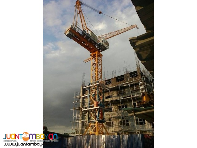 Tower Crane for Rent