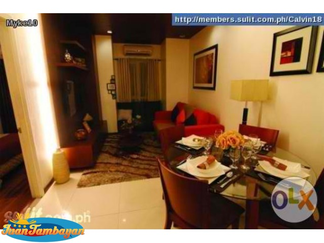 1BR Condo Unit in Quezon City near GMA 7