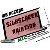 Silkscreen Printing All Kind