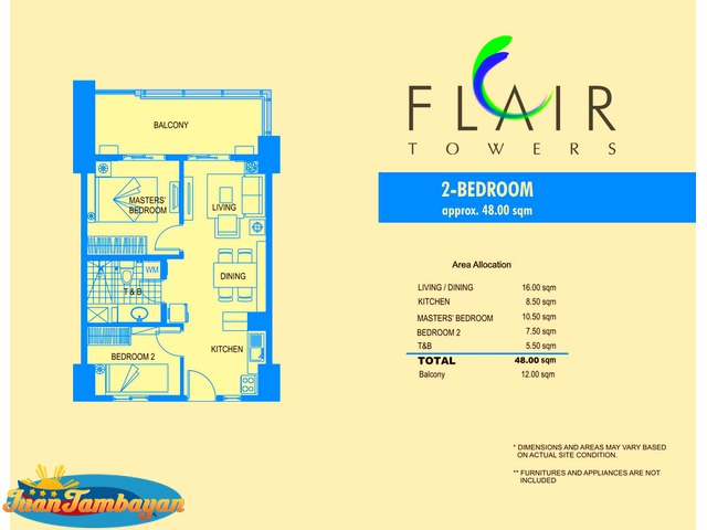 Flair Towers Condominium in MAndaluyong