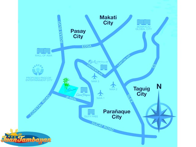 arista place condo in sucat paranaque