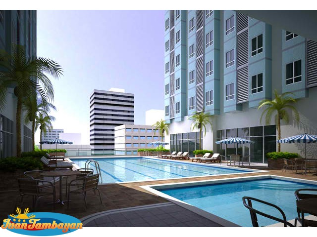 1BR Condominium in Quezon City