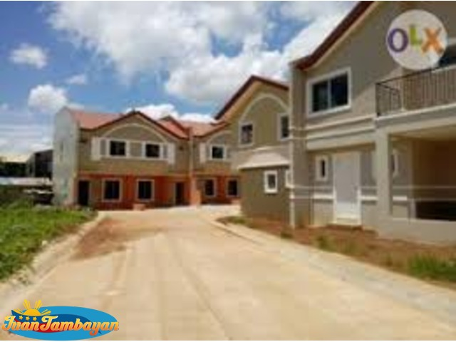 Townhouse at SUMMERFIELD Antipolo City