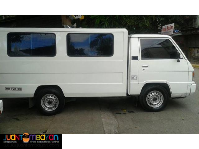 L300 FB Van For Hire Hiace Innova Urvan Outings Lipat Bahay