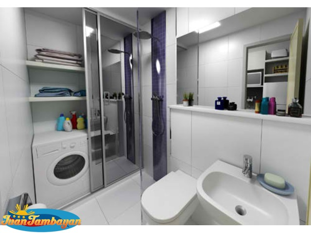 1BR Condo Unit in Quezon City near MRT Kamuning