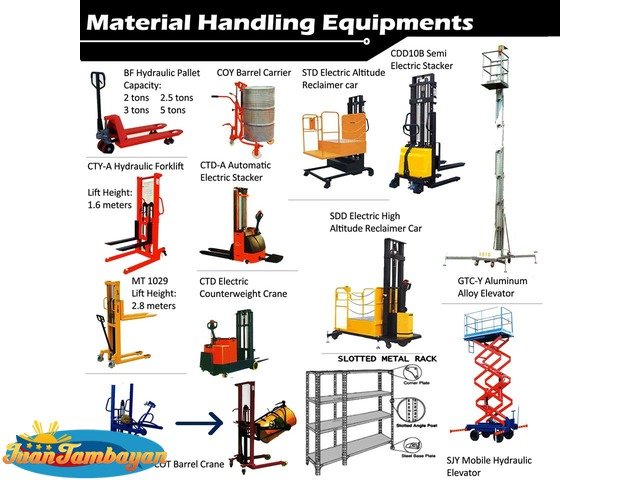 Manual Hand Pallet 3 tons