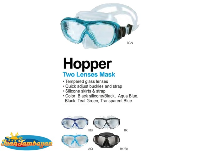 Mask for snorkeling, free diving,scuba diving