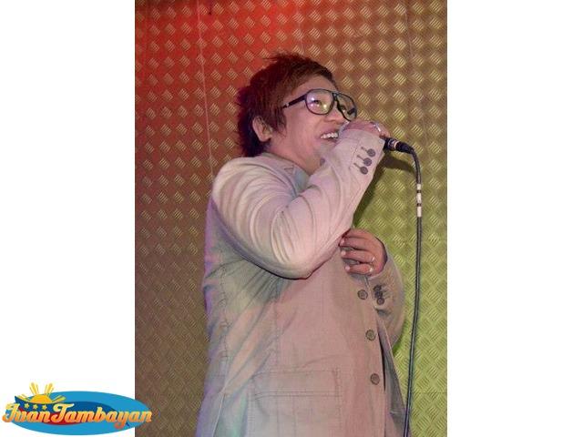 Versatile Host Comedian Singer Arnel K