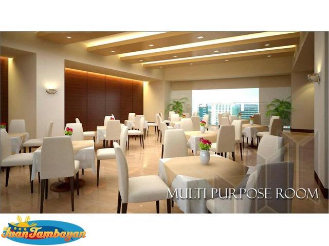 1BR Condominium Unit in Quezon City