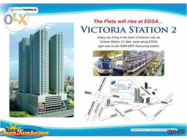 Victoria Sports Tower, Condominium in Quezon City