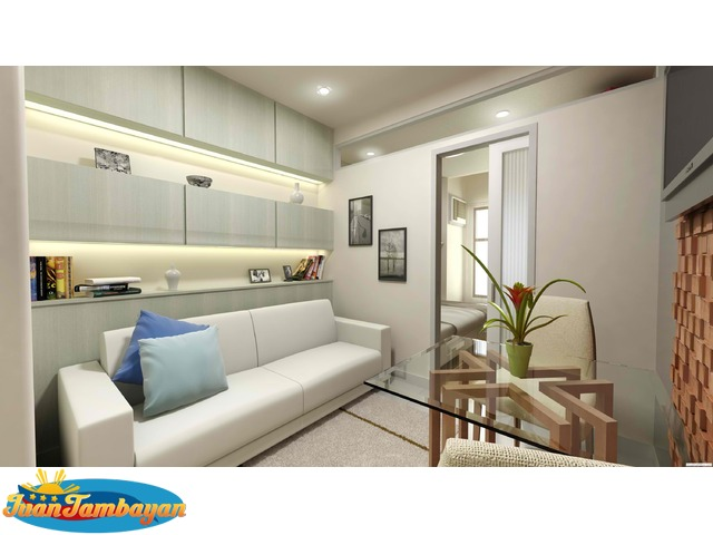 Condominium near GMA7 & MRT Kamuning Station