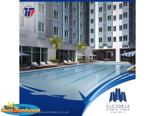 Condominium Unit in Quezon City Pre-Selling near MRT Kamuning Station