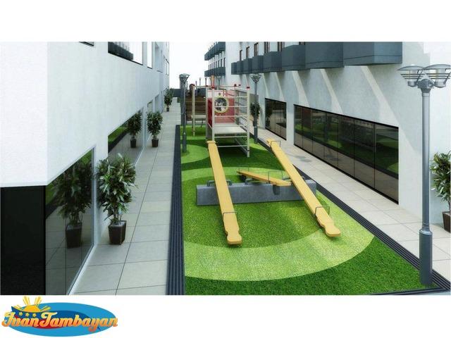 Victoria Sports Tower Condo Unit in Quezon City