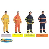 Firefighter Suit ( Complete Set )
