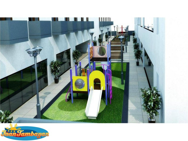 Condominium Unit in Quezon City 1BR