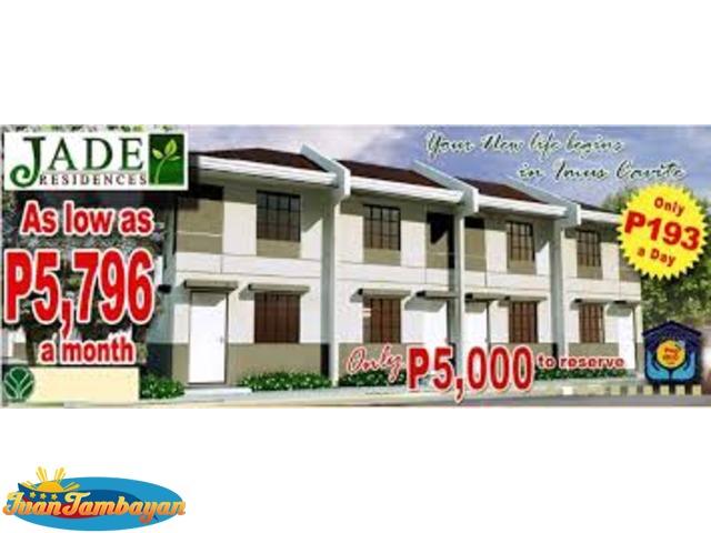 Jade Residence Imus Malagasang, Cavite