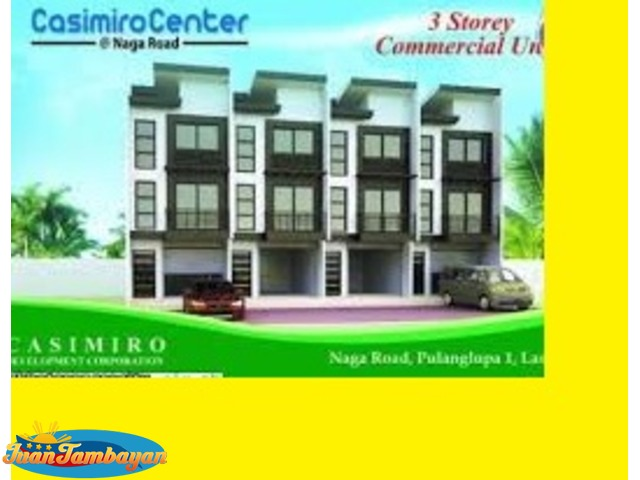 Pulang Lupa Commercial House and lot for sale in Las Pinas