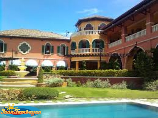 FOR SALE--- House And Lot in portofino, alabang