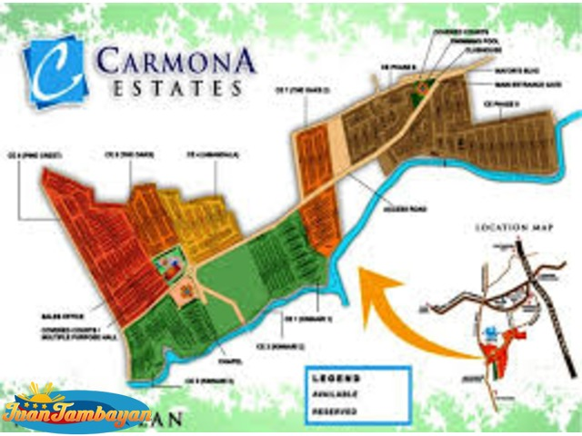 Oakwood House and Lot for sale carmona state