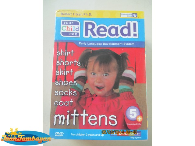 Your Child Can Read