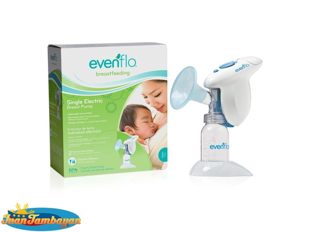 Evenflo Single Electric Breast Pump USA quality