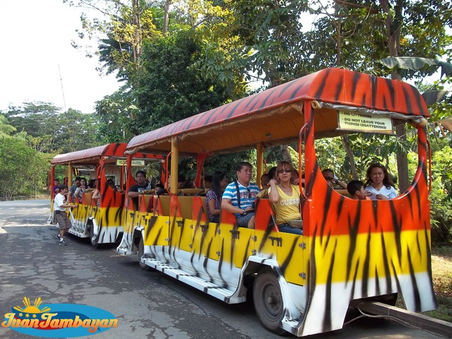 Get amazed, Subic tour package