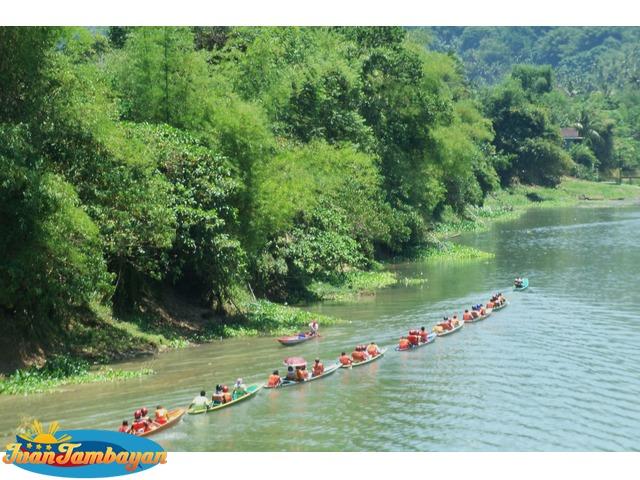 Get thrilled, Pagsanjan Falls Tour package