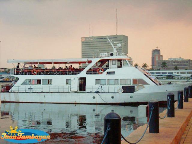 Glamorous, Manila Bay Dinner Cruise