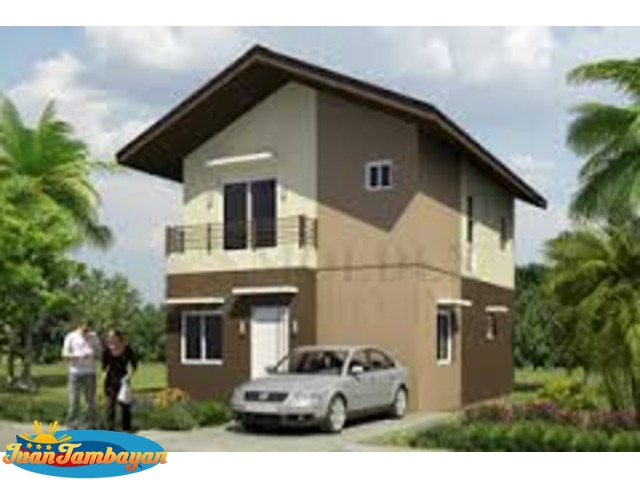 Affordable Alleiah House And Lot: Affordable House And Lot In Metrogate Centara Tagaytay