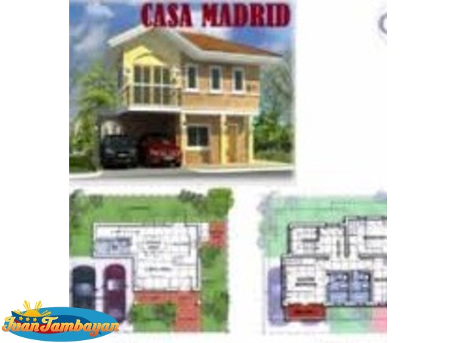 casa madrid model in silang