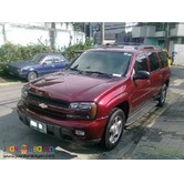 06 chevrolet trailblazer
