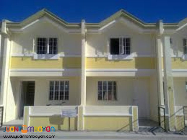 House and Lot Townhouse Joselle Model in Villa Arsenia Ph2