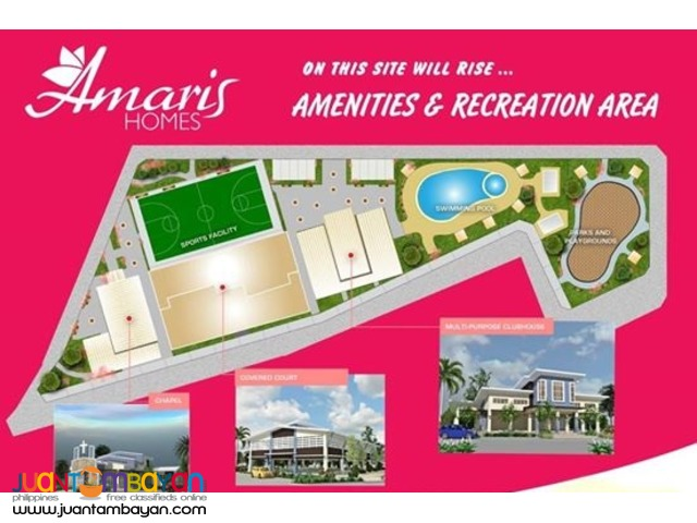 Pag-IBIG Rent To Own in Bacoor Cavite-Amaris Home