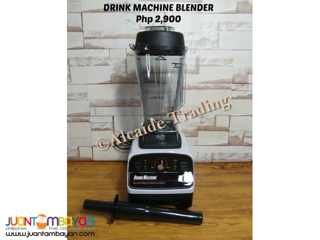 Heavy Duty Blender For Shake (drink machine) Next Result