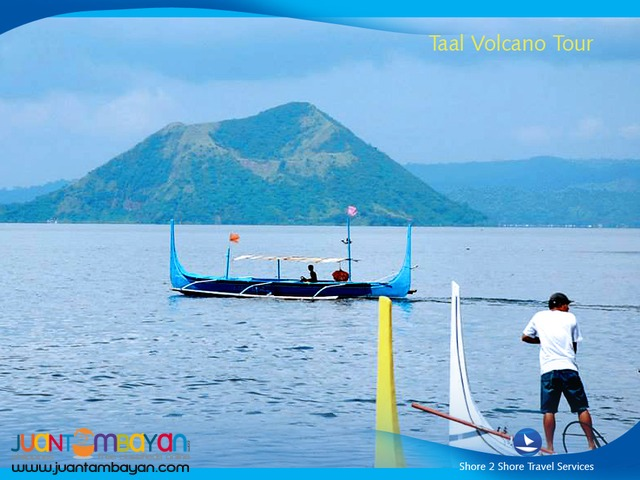 Amazing Adventure - Taal Volcano Tour