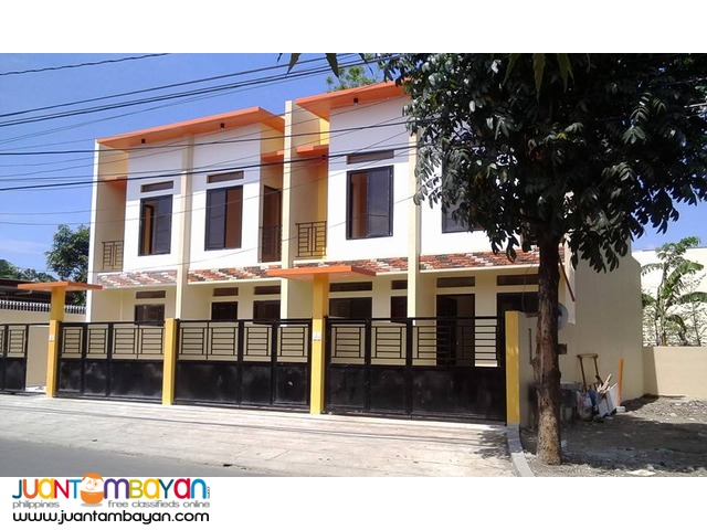 Lansang Duplex House & Lot in Laspinas Casimiro Village for 25yrs