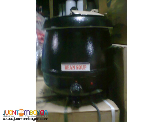 Soup Warmer 10 Liters Capacity