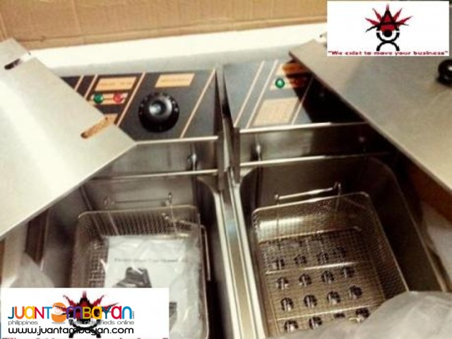 Deep Fryer (Electric or Gas Type)pls read the ads details