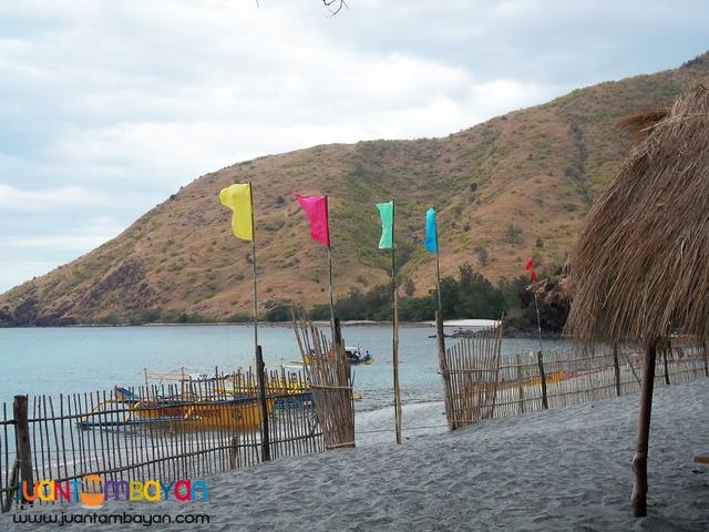 Homestay, Pundaquit Beach Resort Anawangin Package