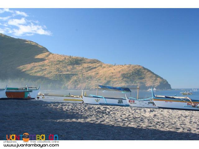 Camping, Pundaquit Beach